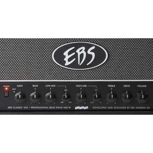 EBS Classic 450 Bass Amp Head