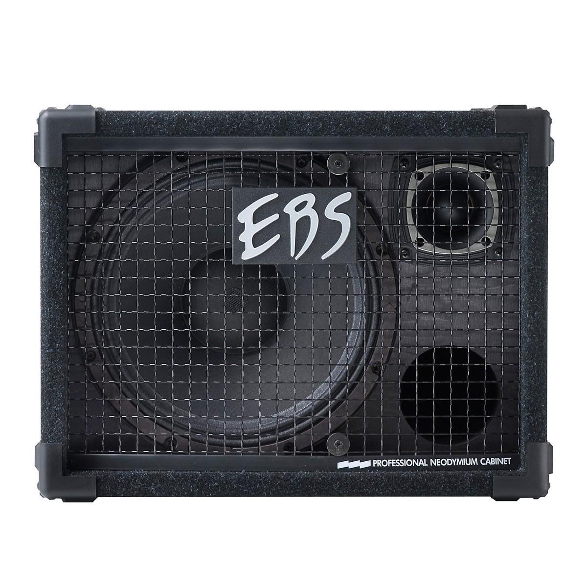 EBS NeoLine 112 Professional Neodymium Bass Speaker ...