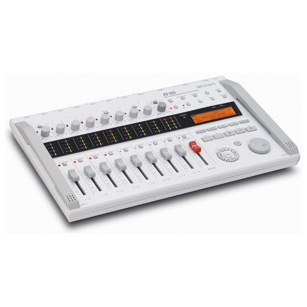 Zoom R16 Multitrack Recorder, Audio Interface & Controller (Main)