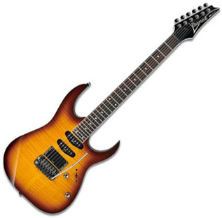 Ibanez RG460VFM Electric Guitar, Brown Burst