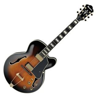 Ibanez Artcore AFJ95 Electric Guitar, Vintage Sunburst