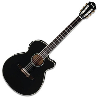 Ibanez AEG10NII Electro Acoustic Guitar, Black