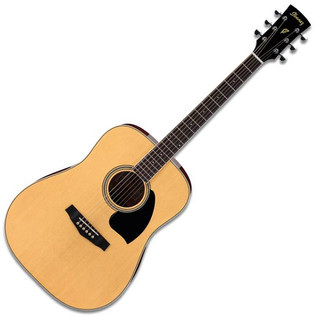 Ibanez PF15 Acoustic Guitar, Natural