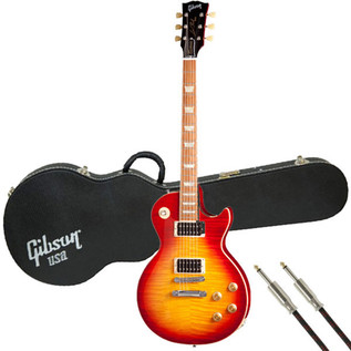 Gibson Les Paul Classic Plus 60's Heritage Cherry Burst w/ FREE Gifts