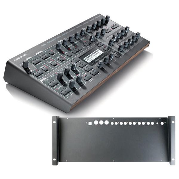 DISC Access Virus Ti2 Desktop Synthesizer & Rackmount Kit