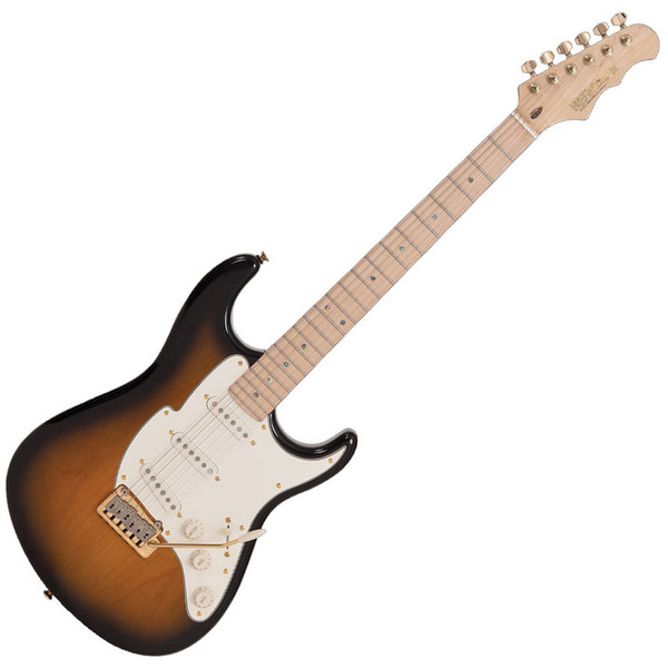 Fret King Black Label Corona John Verity Signature Electric Guitar