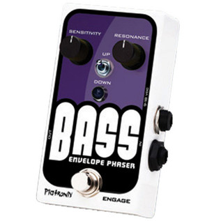 Pigtronix Bass Envelope Phaser Bass Pedal