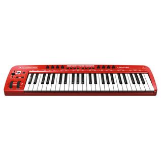 Behringer UMX490 MIDI Keyboard (Front)