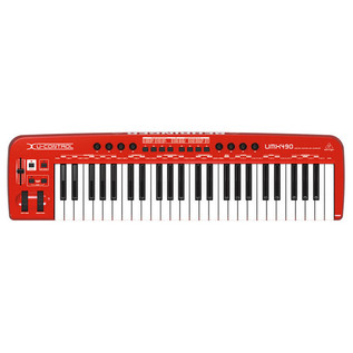 Behringer UMX490 MIDI Keyboard (Top)