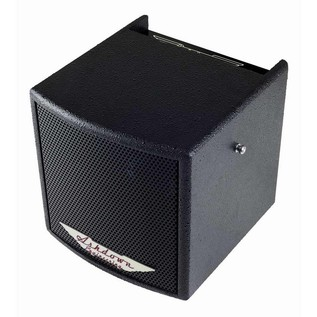 Ashdown Acoustic Power Cube 40w powered Monitor Combo, Black Splatter