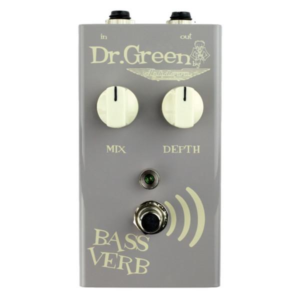 Dr Green Bass Verb Pedal