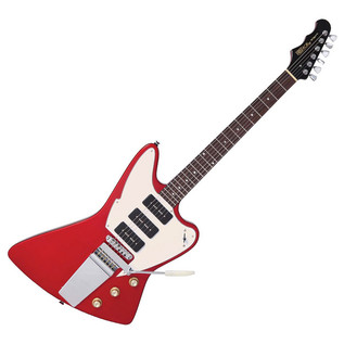 Fret King Black Label Esprit III Electric Guitar, Candy Apple Red