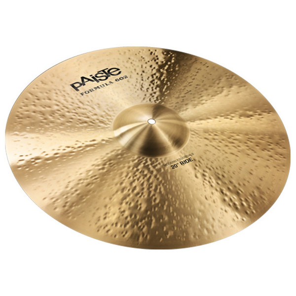 "Paiste Formula 602 Modern Essentials Ride Cymbal 20"" - main"