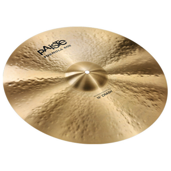 "Paiste Formula 602 Modern Essentials Crash, 16"" - main"