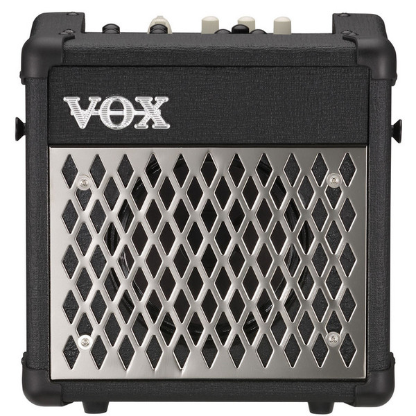 Vox MINI5 Rhythm Compact Modelling Guitar Amp Front