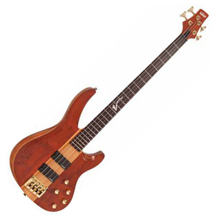 Vintage Bubinga Series V10004 Active Bass Guitar