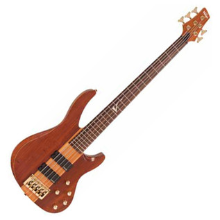Vintage Bubinga Series V10005 Active Bass Guitar