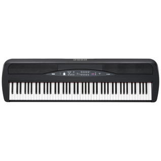 Korg SP-280 Digital Stage Piano, Black Top