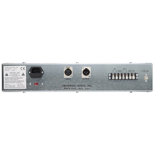 Universal Audio 1176 LN Peak Limiter (Back)