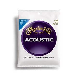 Martin M150 80/20 Bronze Strings 013-056
