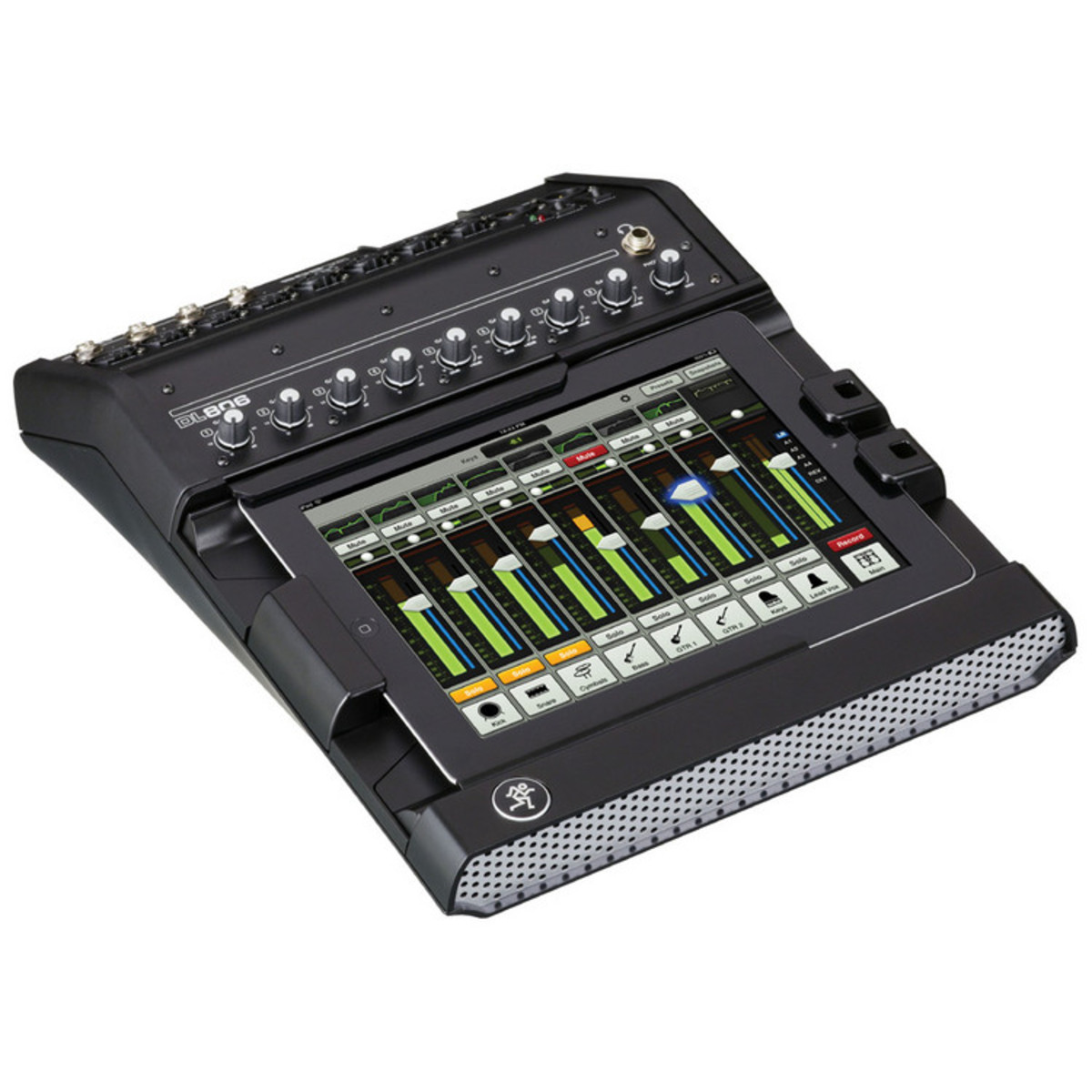 mackie dl806 digital live sound mixer with 30 pin ipad control at gear4music. Black Bedroom Furniture Sets. Home Design Ideas