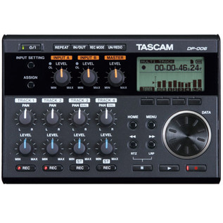 Tascam DP-006 6-Channel POCKETSTUDIO