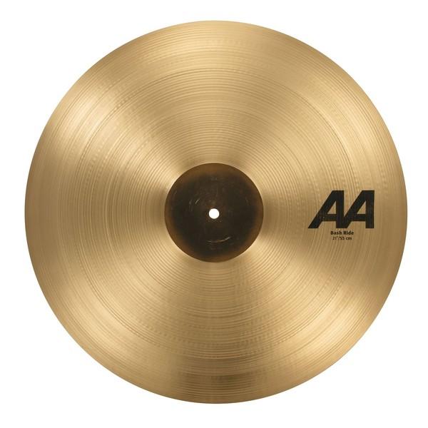 "Sabian AA 21"" Bash Ride Cymbal - main image"