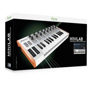 Arturia MiniLab Universal MIDI Controller