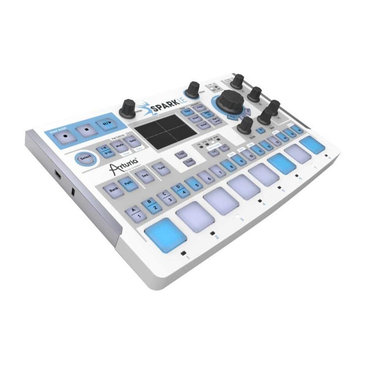 arturia sparkle drum machine at gear4music. Black Bedroom Furniture Sets. Home Design Ideas