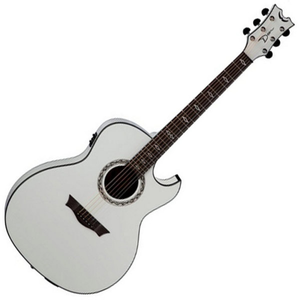 Dean Exhibition Ultra with USB, Classic White