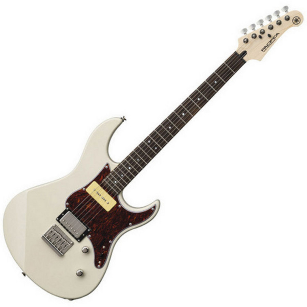 yamaha pacifica 311h electric guitar white with subzero 10w amp pack at gear4music. Black Bedroom Furniture Sets. Home Design Ideas