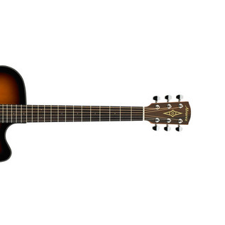 Alvarez RD16CE Dreadnought Electro-Acoustic Cutaway Guitar, Sunburst Neck