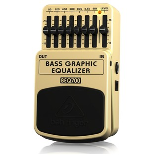 Behringer BEQ700 Bass Graphic EQ