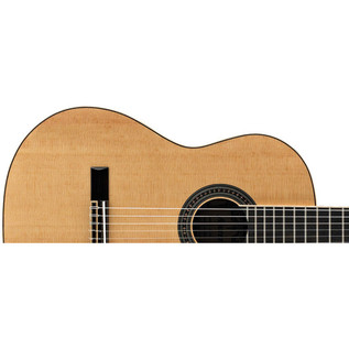 Alvarez AC70 Classical Guitar, Natural Upper Body