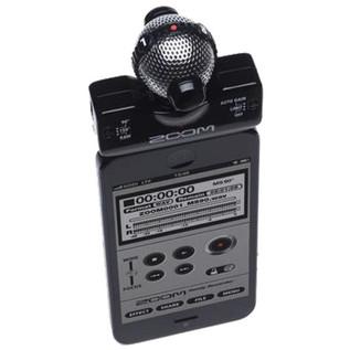 Zoom iQ5 iPhone 5 Microphone