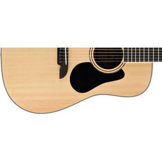 Alvarez AD60 Dreadnought Acoustic Guitar, Natural Lower Body