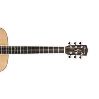 Alvarez AD60 Dreadnought Acoustic Guitar, Natural Neck