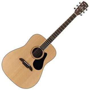 Alvarez AD90 Dreadnought Acoustic Guitar, Natural