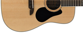 Alvarez AD90 Dreadnought Acoustic Guitar, Natural Lower Body