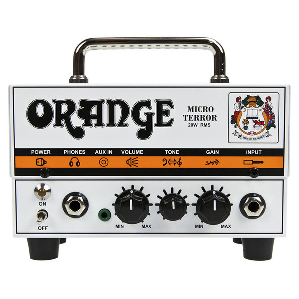 Orange Micro Terror Guitar Amp Pack with Cables