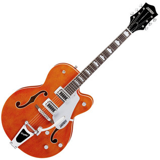 Gretsch G5420T Electromatic Hollow Body Electric Guitar, Orange