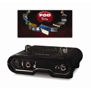 Line 6 Pod Studio UX1 USB Audio Interface