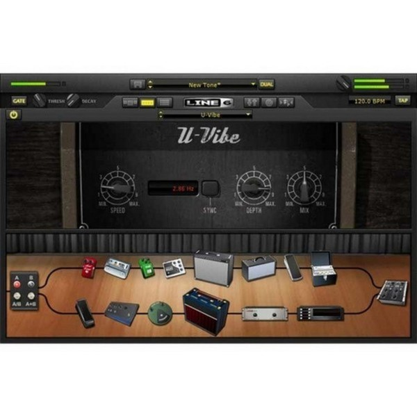 line 6 pod studio ux2 usb audio interface at gear4music. Black Bedroom Furniture Sets. Home Design Ideas