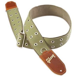 Gibson The Rivet Guitar Strap, Green