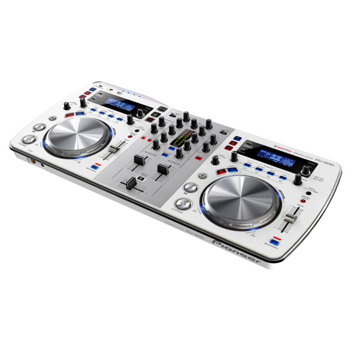 Pioneer XDJ-AERO DJ Controller Drivers for Windows 7