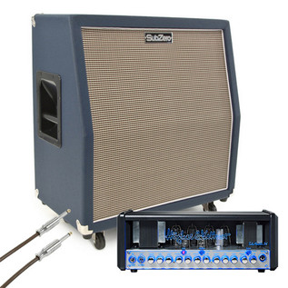 Hughes & Kettner TM36H with SubZero 4x10 Celestion Speaker Cabinet