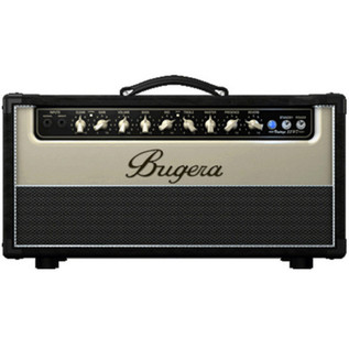 Bugera V55HD Valve Guitar Amp Head + Reverb