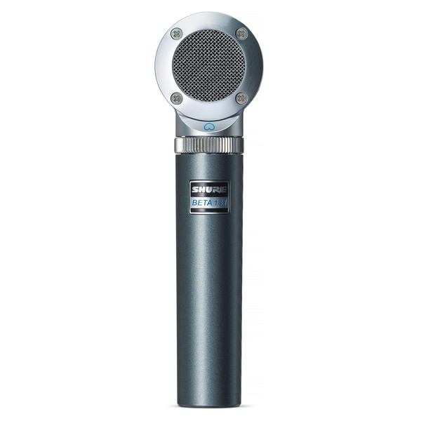 Shure Beta 181 Side Address Supercardioid Condenser Mic