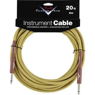 Fender Custom Shop Instrument Cable