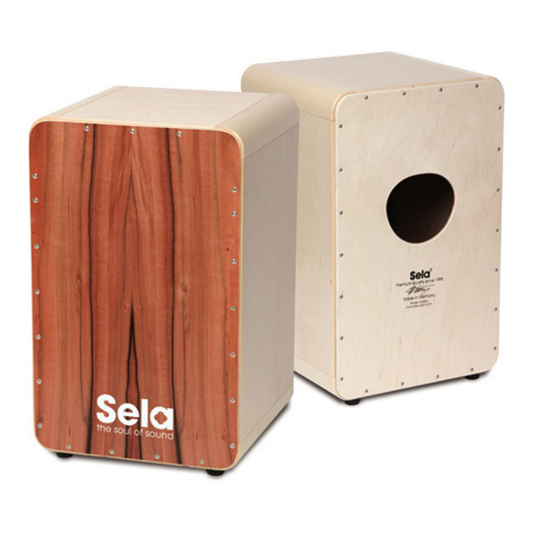 Sela CaSela Tineo Professional Snare Cajon